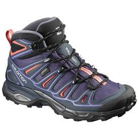 SALOMON サロモン 登山靴・トレッキングシューズ X ULTRA MID 2 GORE-TEX W L39039900 レディース<店頭在庫限り>
