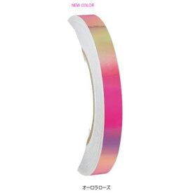 SASAKI ササキスポーツ 新体操 デコレーション オーロラテープ HT-8 AUROオーロラローズ