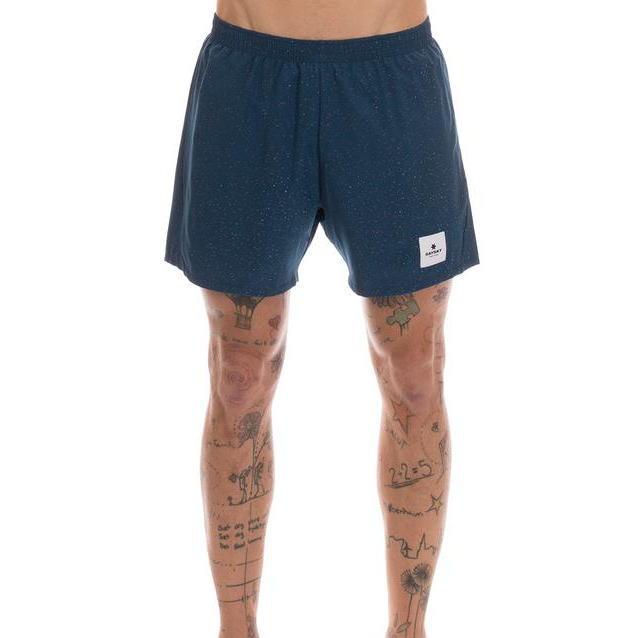 SAYSKY セイスカイ ランニングパンツ ショーツ Pace Shorts 6MRSH8 Poseidon Universe<店頭在庫限り>