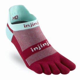 injinji インジンジ ランニング ラン オリジナルウエイト ノーショウ ソックス靴下 202110 パラダイス<店頭在庫限り>