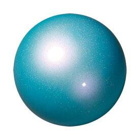 SASAKI ササキスポーツ 新体操 手具 オーロラボール M-207AU-F ライトブルーLIBU<店頭在庫限り>