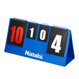 Nittaku ニッタク 卓球 JLカウンター NT-3731 得点板