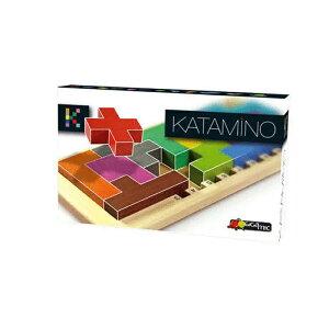 ギガミック おもちゃ GIGAMIC KATAMINO カタミノ ボードゲーム 2D 3D ブロックパズル 積み木 オモチャ 玩具 GZKC-EN