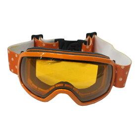 ノースピーク ゴーグル ジュニア NORTH PEAK GOGGLE JUNIOR Orange NP-3663 スノーボード