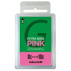 ガリウム ワックス GALLIUM EXTRA BASE PINK 100g SW2076 スノーボード スキー