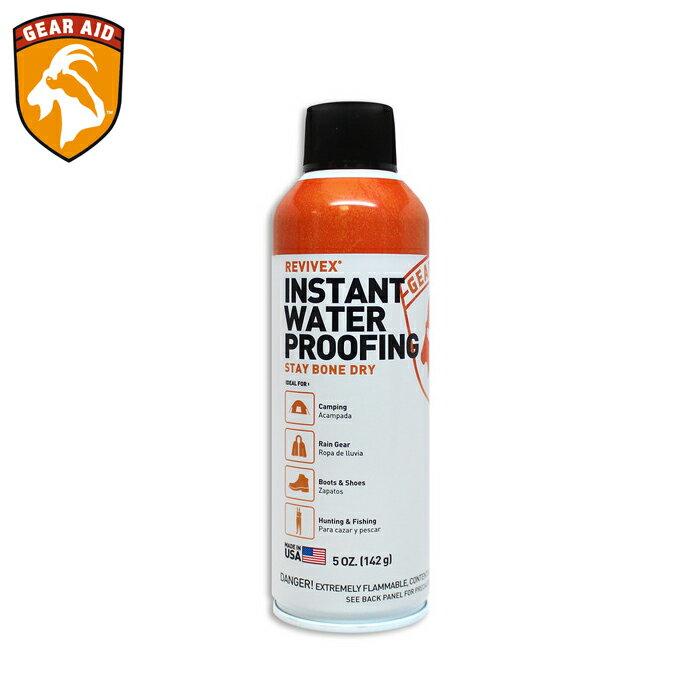 GEAR AID WATERPROOF ReviveX Instant Waterproofing Spray 20420 ギアエイド リバイベックス インスタント ウォータープルーフィング スプレー