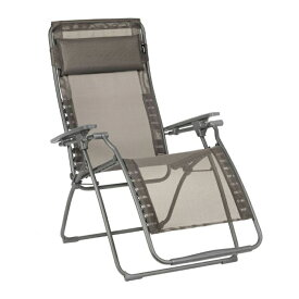 ラフマ リクライニングチェア LAFUMA MOBILIER FUTURA BATYLINE Graphite LFM3118-8717 フュチュラ ガーデン バルコニー アウトドア キャンプ 無重力 折りたたみ 椅子