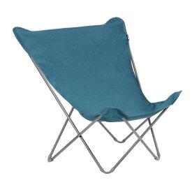 【9/24(金)1:59までエントリーでP最大43.5倍】ラフマ デザインチェア LAFUMA POP UP XL AIRLON Bleu Delft LFM2777-8911 ポップアップ ガーデン バルコニー アウトドア キャンプ 折りたたみ 椅子