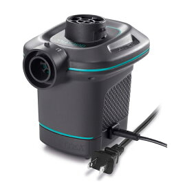 インテックス 空気入れ AC エレクトリックポンプ INTEX U-68639 100V 電動ポンプ