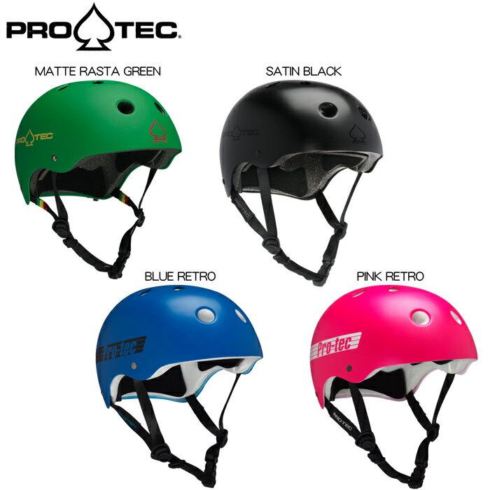PRO-TEC Classic Helmet プロテック ヘルメット スケート スノーボード用に! 【1018981】