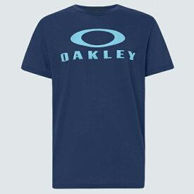 【ネコポス対応】オークリー OAKLEY Enhance QD SS Tee O Bark 10.0 半袖Tシャツ FOA400809-6DG(Black Iris) 2020年最新モデル!