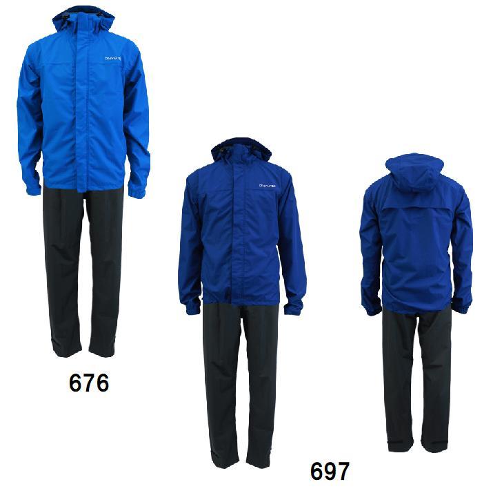 オンヨネ (ONYONE) メンズ レインスーツ 雨具ODS90020 防水機能 透湿性 レインスーツ