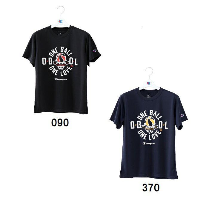 (セール)チャンピオン Champion ジュニア E-MOTION ミニプラクティスTシャツ CK-MB314 2018SS