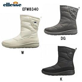 エレッセ ボルミオ ウインター ウォームブーツ セミロング(レディース) Bormio Winter Warm Boots Semi Long(Women's) EFW8340 18FW
