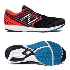 ニューバランス ジュニア キッズ ハンゾー NB YPHANZ HANZOJ ジョギング マラソン ランニングシューズ YPHANZR2 (R2)RED/BLACK 19SS