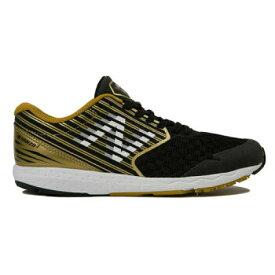 ニューバランス ジュニア キッズ ハンゾー NB YPHANZ HANZOJ ジョギング マラソン ランニングシューズ YPHANZK2 (K2)BLACK/GOLD 19FW
