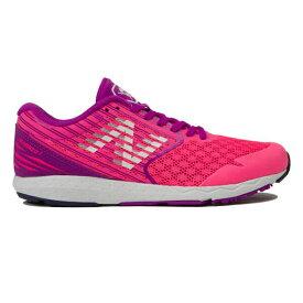 ニューバランス ジュニア キッズ ハンゾー NB YPHANZ HANZOJ ジョギング マラソン ランニングシューズ YPHANZU2 (U2)PINK/PUR 19FW
