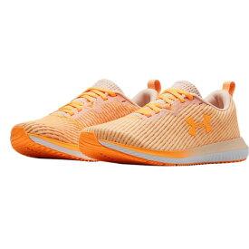 アンダーアーマー ランニングシューズ ウィメンズ UAマイクロGブラー2(ランニング/シューズ/Bフィット/WOMEN) 3021249-601 Orange Dream / White / Mango Orange UNDER ARMOUR 19SS