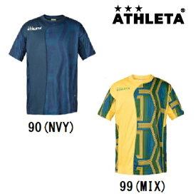 アスレタ (athleta) サッカーウエア Tシャツ 総柄プラクティスシャツ 03311 18SS