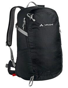 Vaude ファウデ バックパック 24L Wizard 24+4 ウィザード 24+4 リュック ザック 登山 トレッキング ハイキング  バッグ12154-0100 ブラック