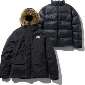 THE NORTH FACE ノースフェイス グレーストリクライメートジャケット(メンズ)Grace Triclimate Jacket NP61938-K ブラック お一人様1点限り