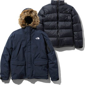 THE NORTH FACE ノースフェイス グレーストリクライメートジャケット(メンズ)Grace Triclimate Jacket NP61938-UN アーバンネイビー お一人様1点限り