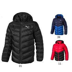 プーマ PUMA  ボーイズ ACTIVE SPORTS パデットジャケット 581107 中綿ジャケット 子供 19FW