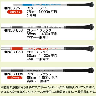 UCHIDAコアバット【ncb-85】