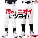 【ウェアSALE】さすが、ミズノのユニフォーム。汚れが落ちやすいと評判です!ミズノ 野球 ユニフォームパンツ レギュラータイプ ショートタイプ ジュニア 練習着 パンツ m-jr-pants