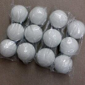 ソフトボール 練習球 3号 ナイガイ ソフトボール練習球3号 12個入り 内外 検定落ちボール ダース売り