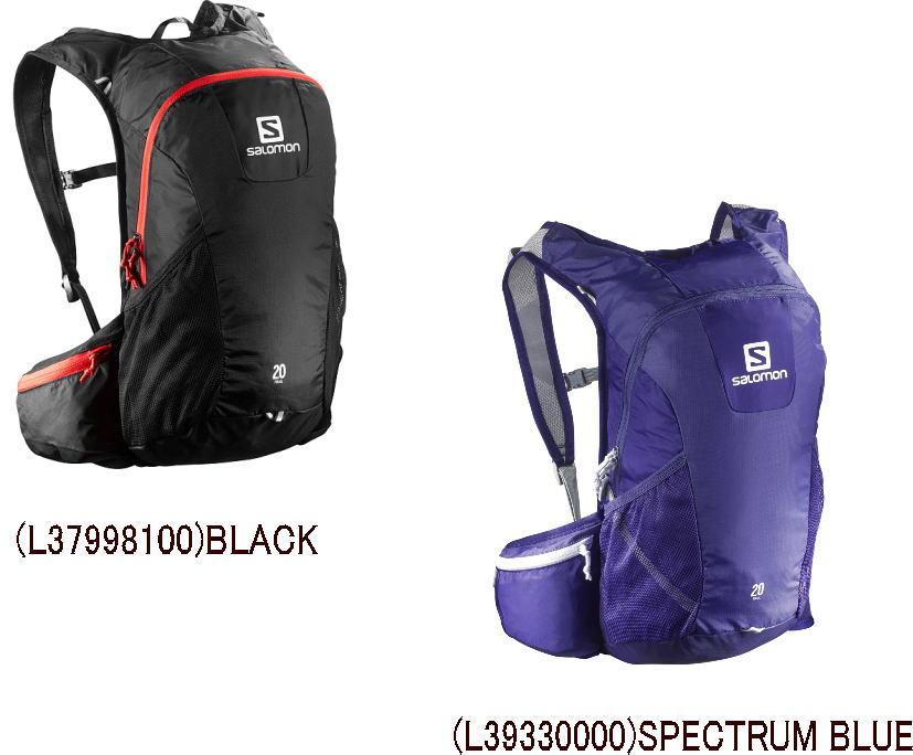 サロモン トレイル 20 バックパック トレイルランニング リュック トレラン リュックサック SALOMON TRAIL 20 バック 鞄 ★8000 L37998100/L39330000