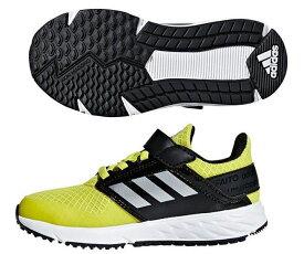 adidas アディダスファイト EL K F36103 ランニング シューズ キッズ ジュニア スポーツシューズ ベルクロ 靴 運動 普段履き【実店舗共通在庫】★3690