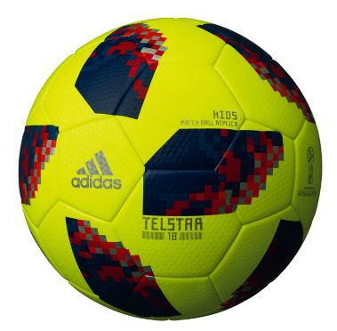 adidas テルスター18 キッズ 2018 FIFA ワールドカップ 試合球レプリカ サッカーボール 4号球 アディダス サッカー ボール 検定球 子供用 レプリカサッカーボール サッカー用品 AF4300Y ★5800