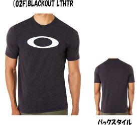 【実店舗共通在庫】Oakley O-Bold Ellipse オークリー メンズ トップス メンズウェア スポーツウェア メンズTシャツ 男性用 半袖Tシャツ 半袖 Tシャツ トレーニングウェア 半袖メンズ ★2900 457132