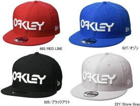 オークリー OAKLEY キャップ MARK II NOVELTY SNAP BACK 911784 帽子 メンズ 男性用 小物 ファッション アクセサリー 平ツバ【実店舗共通在庫】