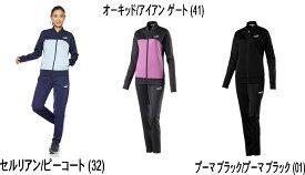 プーマ トレーニングウェア スーツ シャツ パンツ 上下セット 853944 レディース トップス ボトムス 女性用 ジャージ 上下 セット セットアップ スポーツウェア 裏起毛 PUMA レディースウェア ★7400