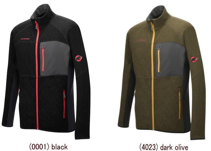 【送料無料】MAMMUT Thermal Wool Fleece Jacket Men (マムート)メンズ ジャケット アウトドアウェア メンズウェア アウター 男性用 上着 フリース ジャケット フリースジャケット 1010-19801★25000