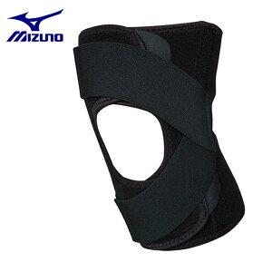 ミズノ アクティブガード サポーター 膝用(左用) ブラック サポート 保護 【お取寄せ品】 19SP453伸展、屈伸、O脚の予防