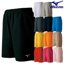 ミズノクウォーターパンツ(ユニセックス/ラケットスポーツ) 半ズボン【お取寄せ品】62JB7001 ●19 テニス バトミントン