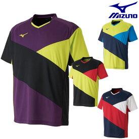 3b96a85786d0d ミズノ卓球 ドライサイエンスゲームシャツ(卓球)[ユニセックス] 半袖 ドライサイエンス