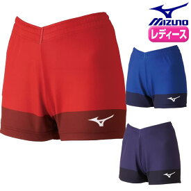 ミズノ バレーボール ゲームパンツ(ウィメンズ)[レディース] 【お取寄せ品】v2jb8701_ ●19 2018年度全日本女子チーム着用予定モデル