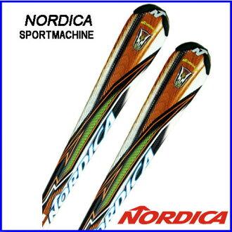 ☆降迪卡汽车宾戈SPORTMACHINE R70+N Sport XCT 152cm 160cm 168cm板+固定装置NORDICA