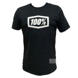 100%(ワンハンドレッド)半袖 Tシャツ 32016-001 トレーニング 野球 ブラックアクト