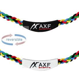 アクセフ AXF カラーバンドRSマルチ ブラックラベル ネックレス 2260006