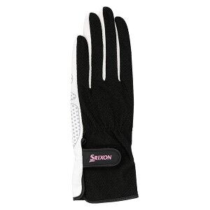 SRIXON(スリクソン)テニスレディース シリコンプリントグローブ(両手セット)SGG2550