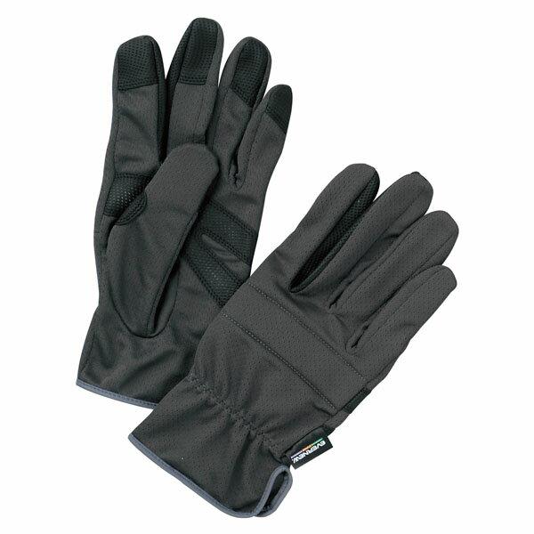 エバニュー(Evernew)アウトドア手袋トレッキンググローブST EBY041グレー