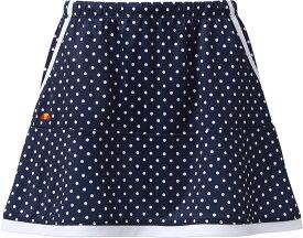 Ellesse(エレッセ)テニスゲームシャツ・パンツチームスカートETS2810LNYドット