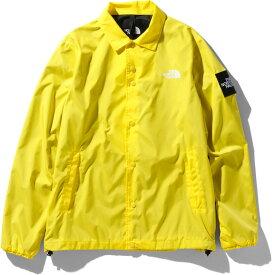 【15日限定P最大10倍】THE NORTH FACE ノースフェイスアウトドアザ コーチジャケット メンズ The Coach Jacket 上着 アウター 撥水加工 アウトドア カジュアル ストリートNP22030TL