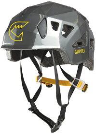 Grivel グリベルアウトドア登山 クライミング ヘルメット ステルスヘルメットGVHESTETGRY