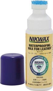 NIKWAX(ニクワックス)アウトドアウォータープルーフWAXリキッド革用 [表革専用撥水剤(液体タイプ)] EBE751AEBE751A